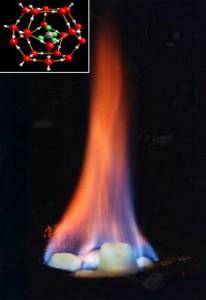 Burning_hydrate