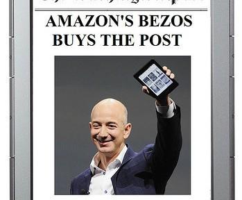 アマゾン流「顧客中心主義」徹底か?ベゾスCEOに買収された米名門紙の行方