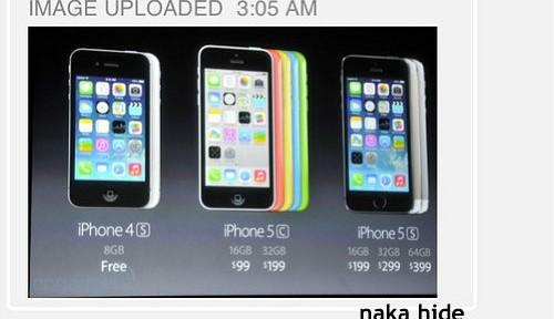 """iPhone5c低価格8Gモデルで新興国巻き返しはかる? 海外紙は""""人気が改善するかは疑わしい""""と懸念"""
