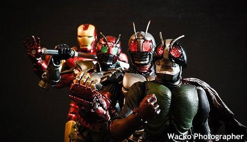 仮面ライダーは米国でも人気? 東映、米国で専門チャンネル開始