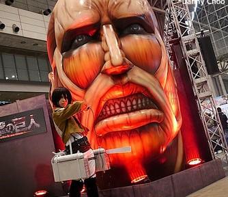 『進撃の巨人』、中国で4億回再生と大人気 実写映画化でキャスト予想大盛り上がり