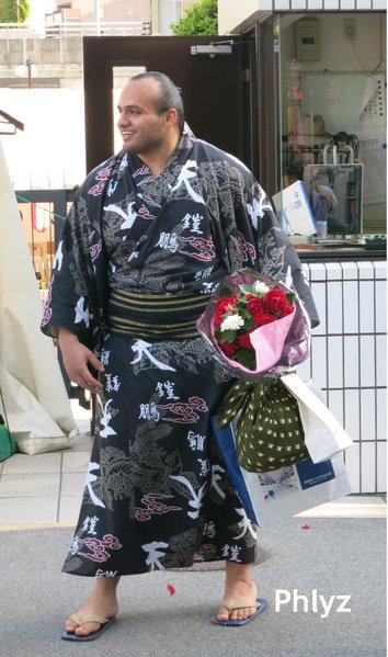 最速新入幕の大砂嵐、海外メディアからも注目 相撲との衝撃の出会いを語る