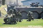 自衛隊、韓国軍に1万発の銃弾提供 集団的自衛権議論にも影響か?