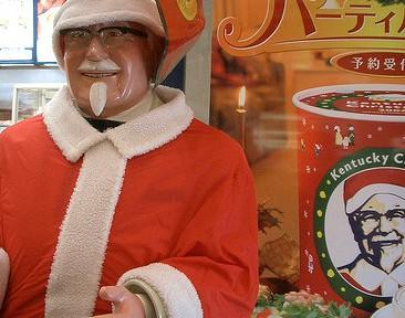 ケンタッキー買うのに2時間待ち!? 海外がみた日本の不思議なクリスマス
