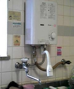 瞬間湯沸かし器が外国人に大人気! 背景にある日本独自の住宅事情