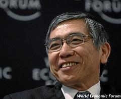 """日銀、自ら""""罠""""にハマる? 物価目標に自信示すほど、円高株安進むとの懸念 海外報道"""
