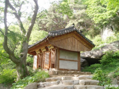 Korea-Seosan-Buseoksa-Building