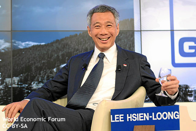 河野談話検証の影響? シンガポール首相の日中韓友好提言、日本批判と一部報道