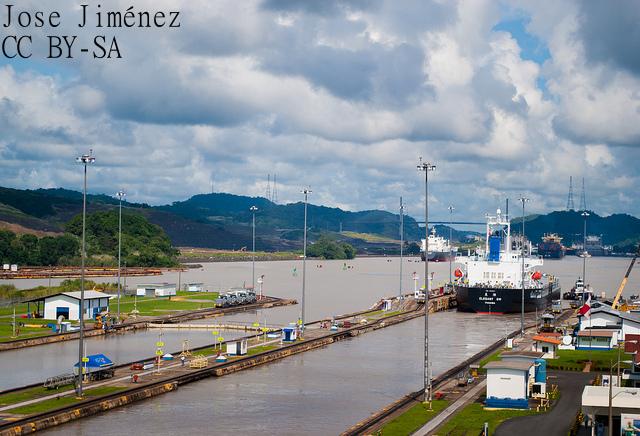 """""""あと1メートル…"""" 日本のエネルギー戦略を左右する、パナマ運河拡張工事のゆくえ"""