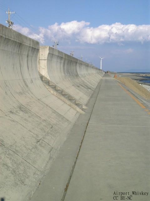 1兆円の防潮堤計画、被災者の賛否二分 まるで万里の長城…海外も注目