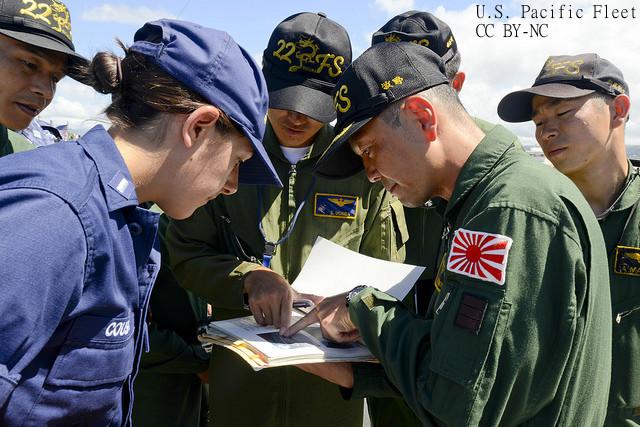 日本、米露対話の窓口に? 米海軍高官が期待…日露の合同海上訓練受け