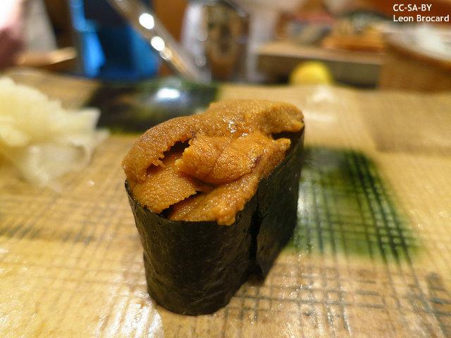 """海外""""ウニを味わえてこそ真の寿司ファン"""" 見た目の抵抗感と味への高評価を米紙伝える"""