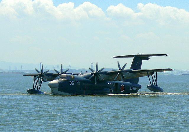 戦後初…海自の救難飛行艇、インド輸出へ 対中国で連携強化? 現地紙報道