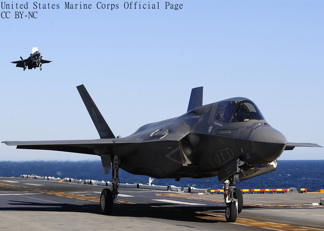 Norway Reiterates Commitment to F-35s
