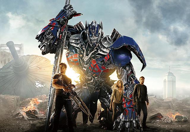 「トランスフォーマー」最新作、中国で空前の大ヒット ハリウッドの中国シフトも鮮明に