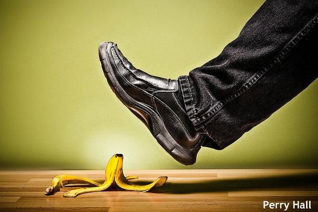 実はマジメな医学研究? 「バナナの皮は滑る」でイグ・ノーベル賞の日本人研究者