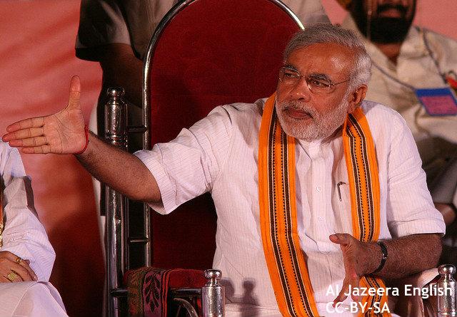 中国を超えられるか? モディ印首相、「メイク・イン・インディア」で製造業誘致へ