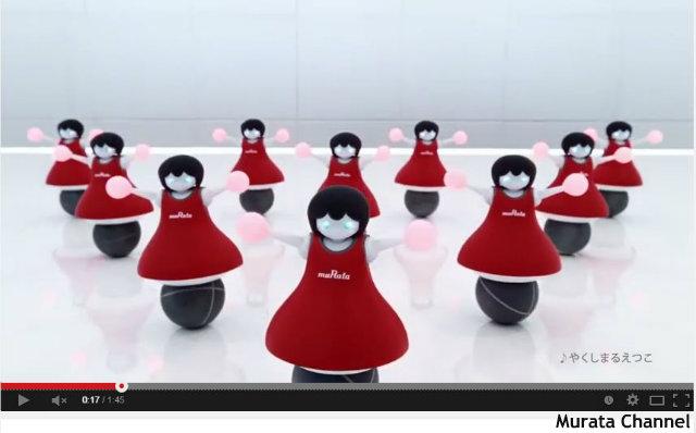 """手話ロボ、チアロボ、卓球ロボ… """"純日本型""""ロボット、「シーテック」海外報道の焦点に"""