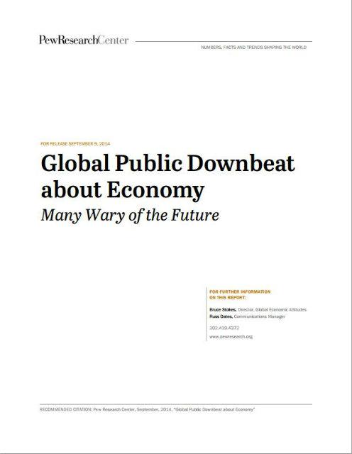 経済見通し楽観的な日本人、1年で激減…世界最低レベルに 消費増税の影響大