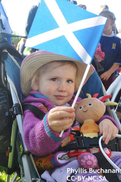スコットランド独立投票、日本にも影響? 沖縄独立運動家らが現地訪問 英紙報道
