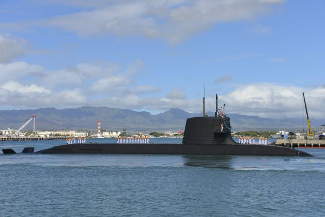 アメリカが豪の次期潜水艦に日本の「そうりゅう型」を希望する理由 日本の面子まで配慮?