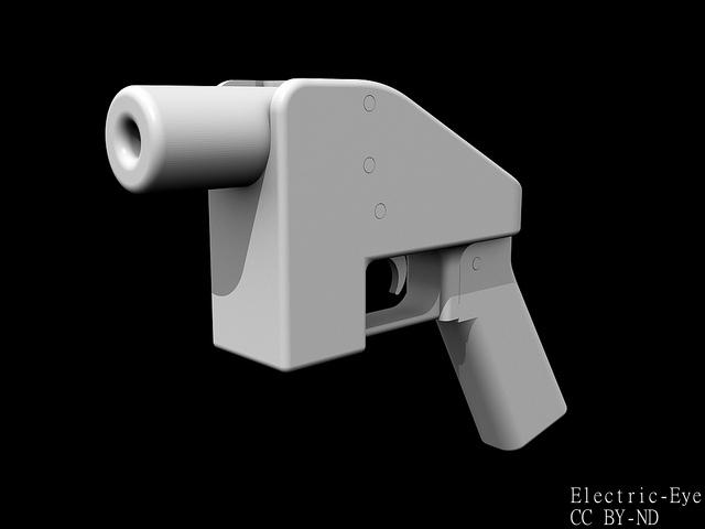 """3Dプリンター銃で懲役2年は""""見せしめ""""? 海外メディアも判決に注目"""