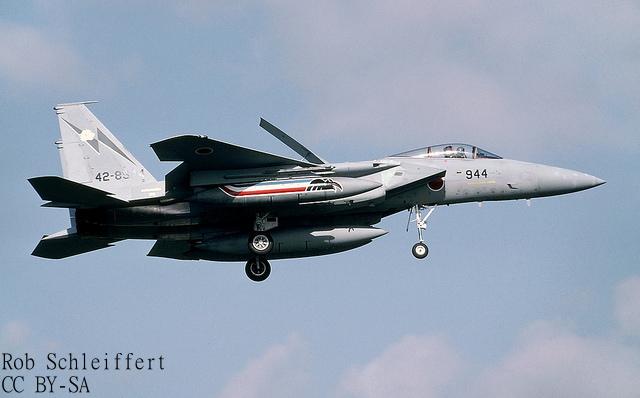 """""""自衛隊機が地域の安全を脅かす"""" 中国、スクランブル発進増加を非難"""