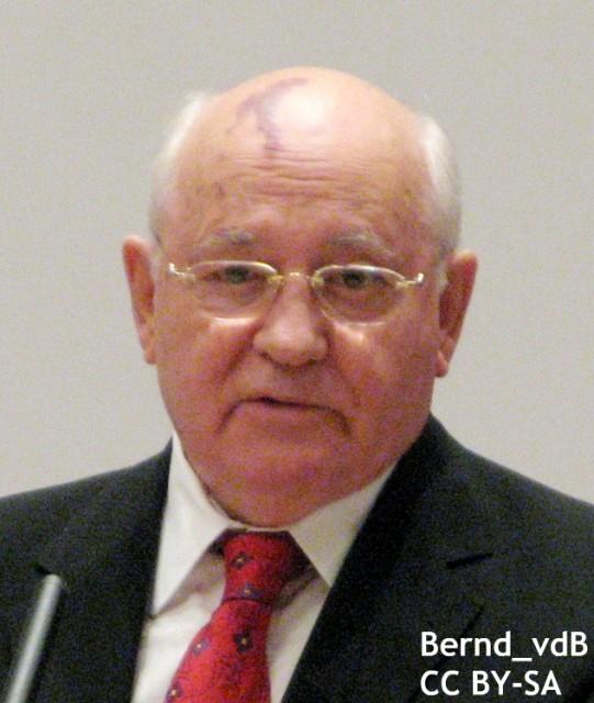 「新冷戦」の危険? 中ロ、軍事協力強化で一致…ゴルバチョフ氏が懸念、欧米紙注目
