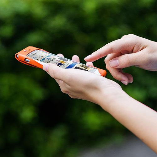 iPhone天国・日本 世界最安クラスの価格、新機種売れ行き好調…高級ケースも登場