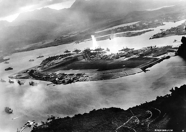 """日本は軍事的に""""自立""""すべき:米識者主張 真珠湾の日に日米関係を考察"""