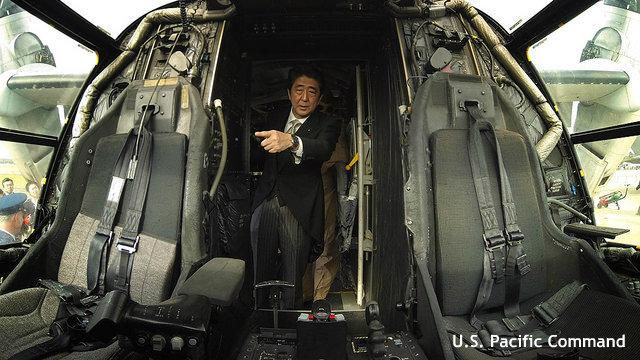 海外報道:安倍新内閣の課題は「経済、安保、中韓外交」 「タカ派」新防衛相にも注目