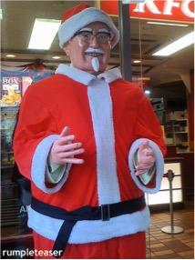 """""""クリスマスにケンタッキー""""は日本の伝統? 40年来の慣習に海外からツッコミ"""