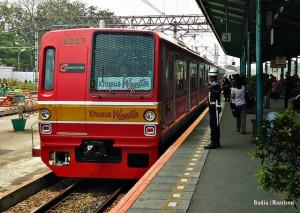 インドネシアの鉄道