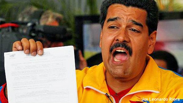 """""""水より安い""""ガソリンで、隣国の食料品を密買 南米ベネズエラ、経済危機の実態"""