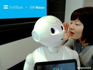 IBMWatosn_softbank