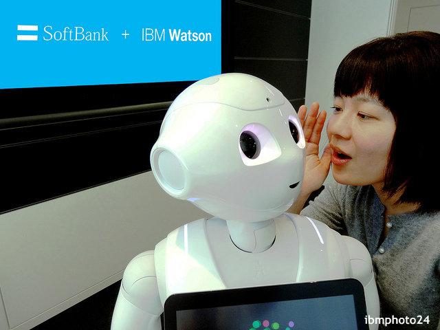 """人工知能ワトソン、""""世界最難関""""日本語をマスターできるか? IBMとソフトバンクが提携"""