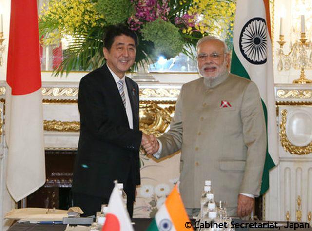 日印首脳の「ロマンス」がアジアを動かす…海外メディアも注目する両国の急接近