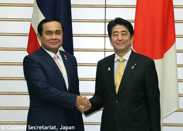日本、タイ軍事政権は遺憾も、経済連携強化へ 中国の伸張見過ごせず…米紙分析