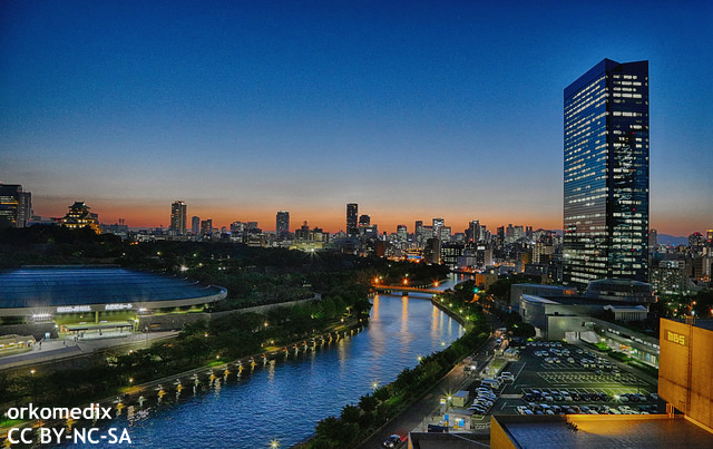 大阪が世界一、「自分の都市は安全」と感じる住民の割合 英誌調査で判明