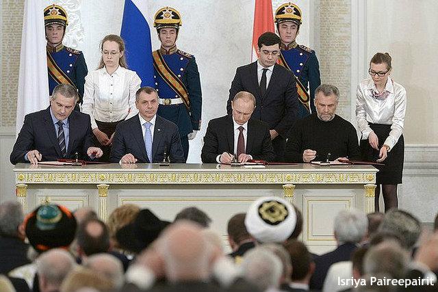 ロシアの想定外? クリミアの苦境に海外紙注目:インフレ、物資不足、産業の斜陽化…