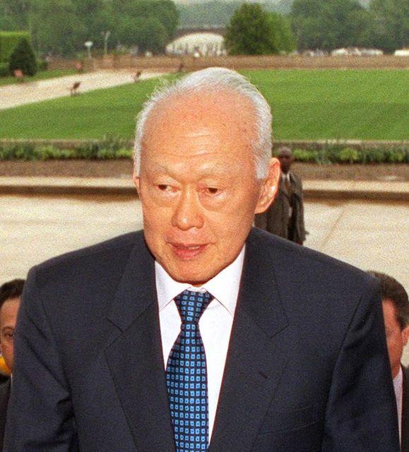 日本に移民受け入れ提言のシンガポール建国の父死去 自国で成功も住民には危機感も