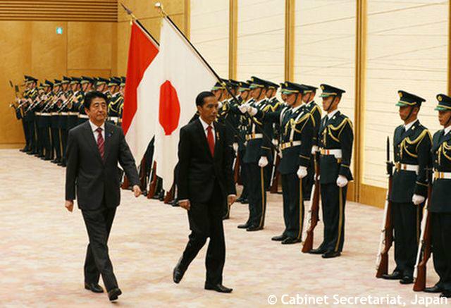 進む東南ア諸国との安保パートナー戦略:インドネシアと防衛協力も 中国に対抗