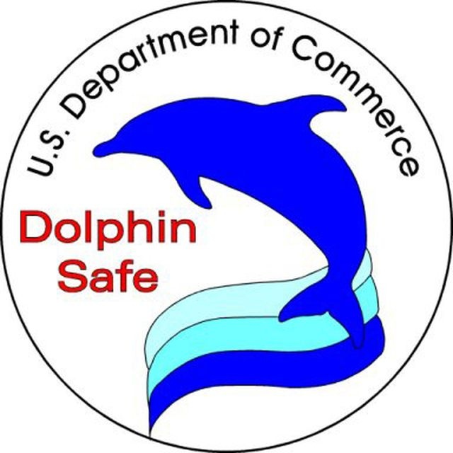 Dolphin-safe-logo