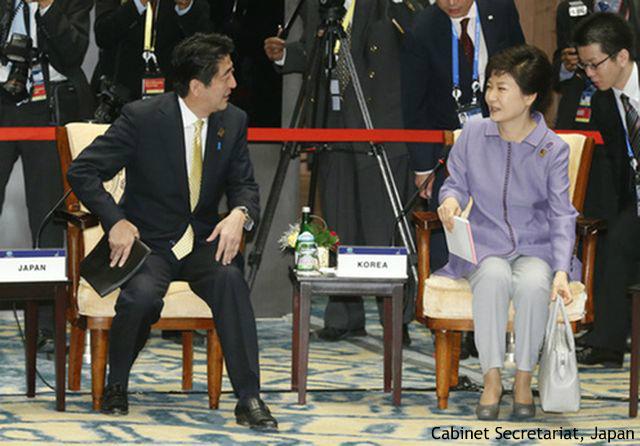 日韓式典に両首脳が出席 対日姿勢を転換する韓国 日中関係改善、米の圧力が背景か