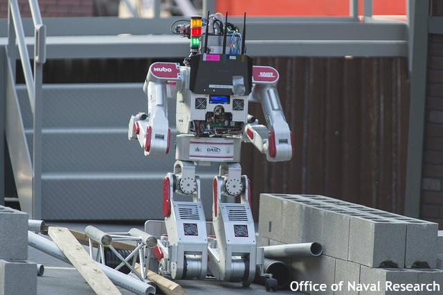 原発事故でも活動できるロボットを…米国防総省主催ロボコン、日本勢最高10位