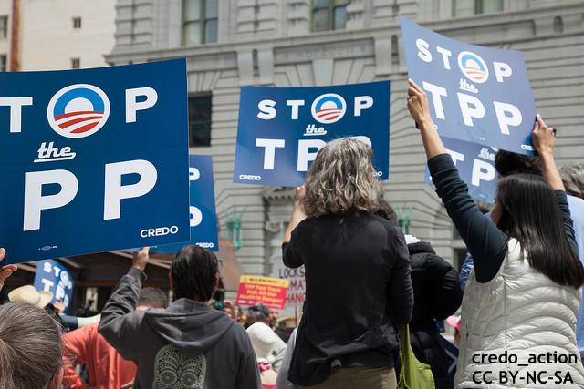 TPA関連法案否決、背景に強力な反対派のロビー活動 賛成派の民主党議員に圧力
