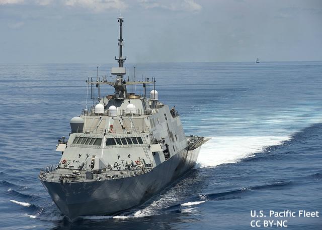 米国、中国の人工島12カイリ内に艦船派遣へ 「航行の自由作戦」承認、英紙報じる