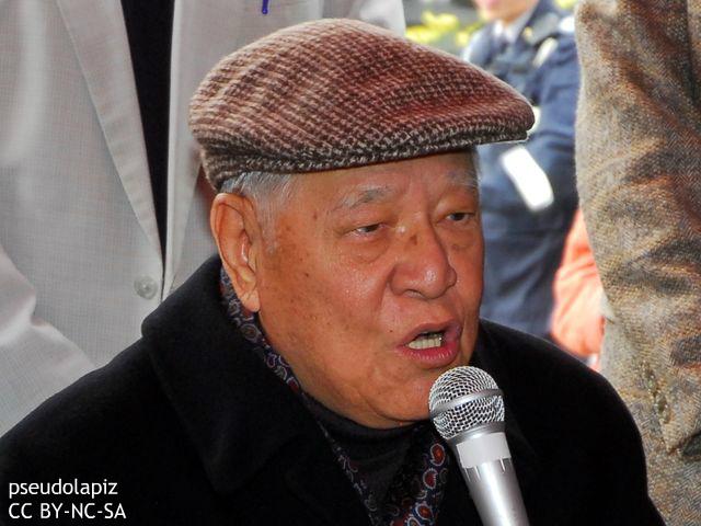 李登輝氏訪日「尖閣は日本領」、安保法案も評価 中国、台湾が声明で批判
