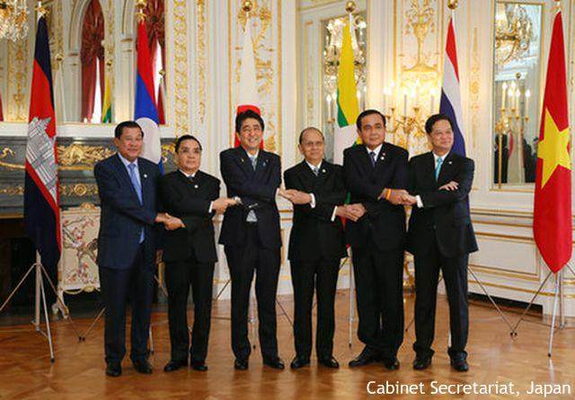質の高さは「AIIBとは対照」?日本のメコン諸国支援 「中国との影響力争い」と海外