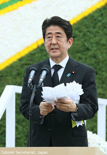 長崎式典でも安保法案反対の声 支持率低下で総裁選への影響を指摘する海外報道も